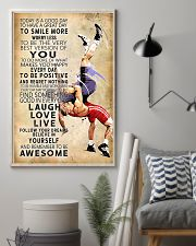 Roman wrestling Today Good Day 11x17 Poster lifestyle-poster-1