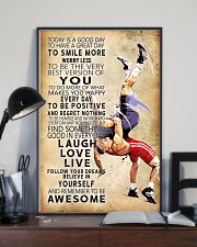 Roman wrestling Today Good Day 11x17 Poster lifestyle-poster-2