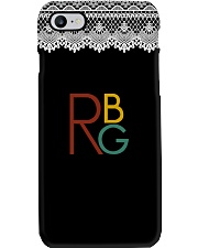 RBG vintage lace Phone Case thumbnail