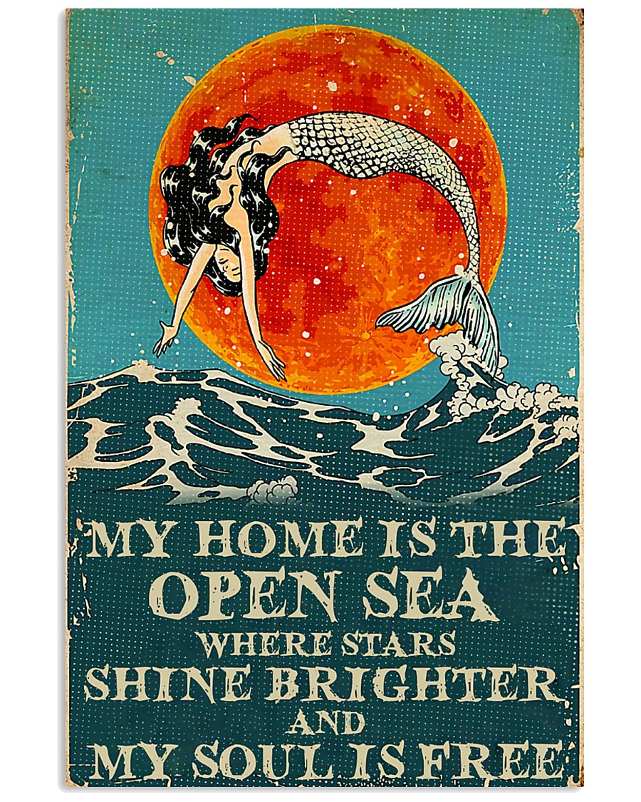 The open sea 11x17 Poster