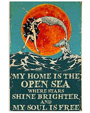 The open sea 11x17 Poster front