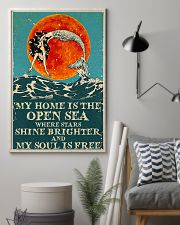 The open sea 11x17 Poster lifestyle-poster-1