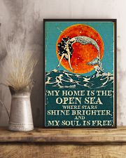 The open sea 11x17 Poster lifestyle-poster-3