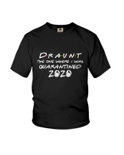 Draunt The one Youth T-Shirt thumbnail