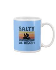 Salty Beach Mermaid Mug thumbnail