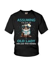 Assuming I'm Just An Old Lady  Youth T-Shirt thumbnail