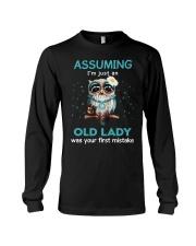 Assuming I'm Just An Old Lady  Long Sleeve Tee thumbnail