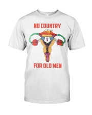 No country sticker Classic T-Shirt thumbnail
