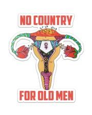 No country sticker Sticker tile