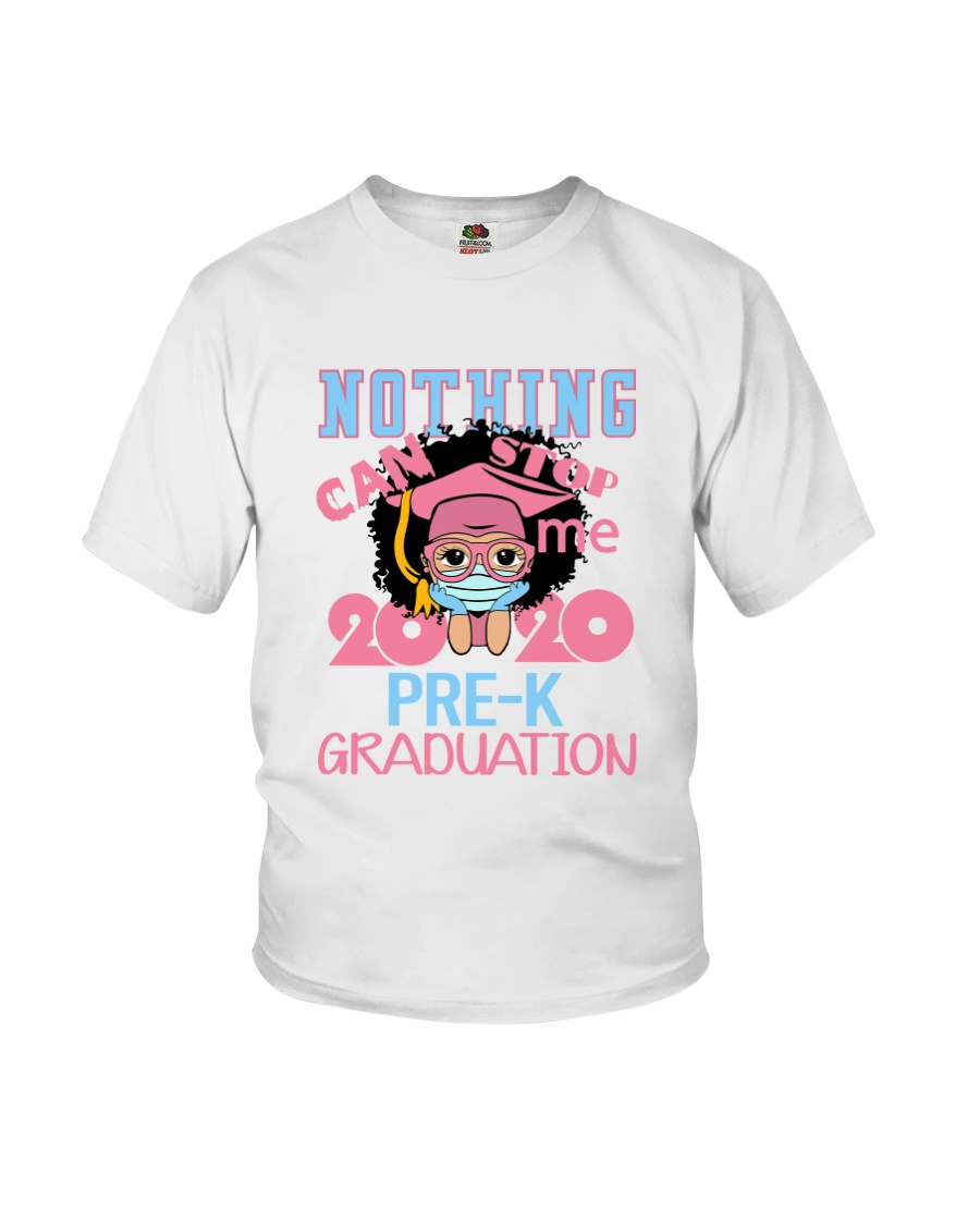 Pre-K Nothing Stop Youth T-Shirt