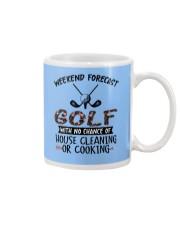 Golf Weekend Forecast Mug thumbnail