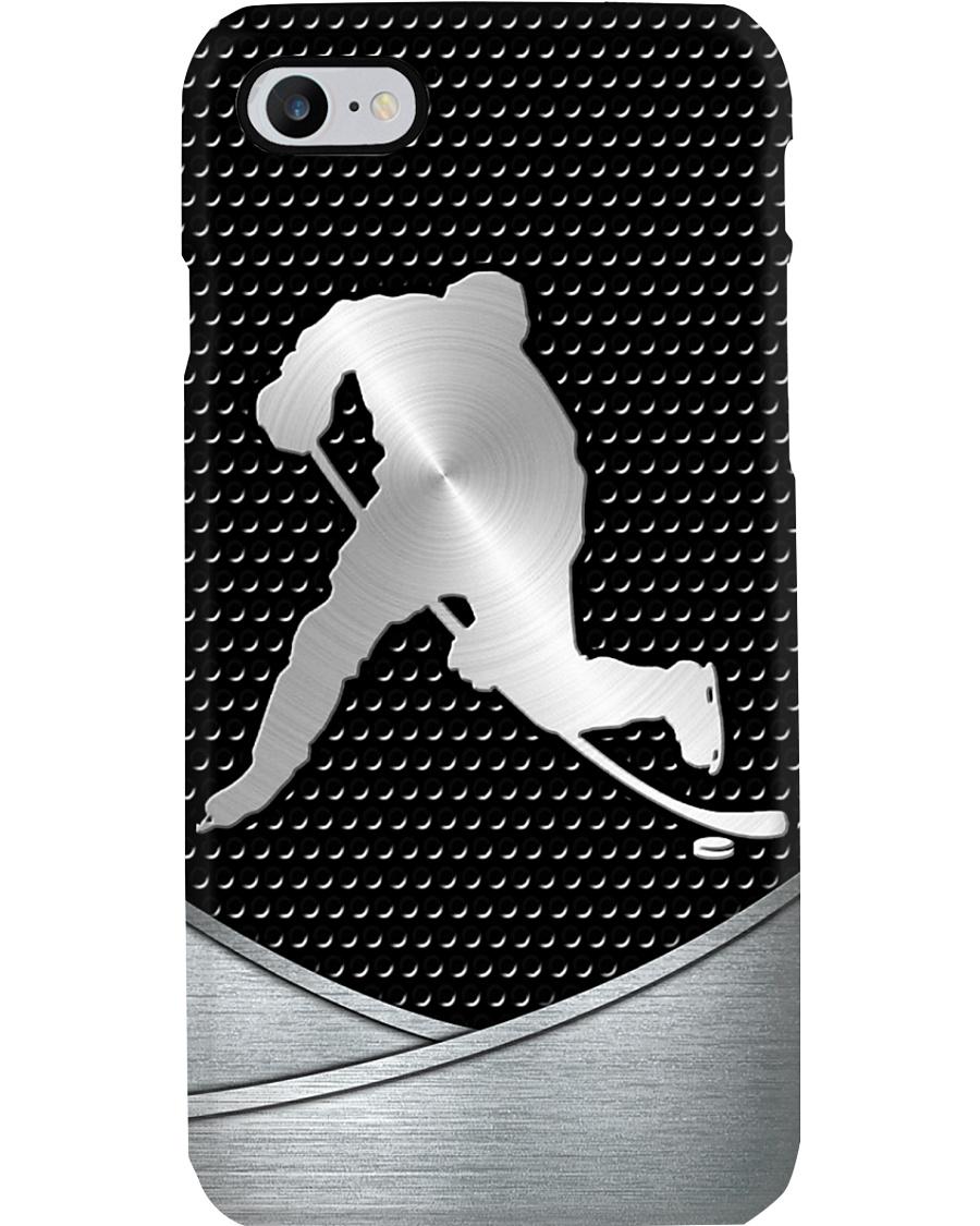 Hockey Metal Print case Phone Case