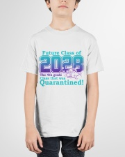 4th grade Future Class Youth T-Shirt garment-youth-tshirt-front-01