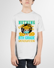8th White Girl Nothing Stop Youth T-Shirt garment-youth-tshirt-front-01