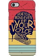 RBG vintage color apron Phone Case thumbnail