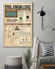 Pool knowledge 11x17 Poster lifestyle-poster-1