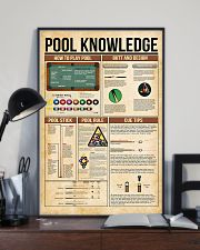Pool knowledge 11x17 Poster lifestyle-poster-2