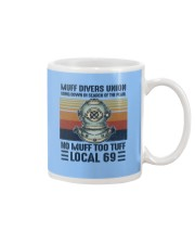 Muff divers union Mug thumbnail