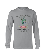 Gymnastics Simple Woman Long Sleeve Tee thumbnail