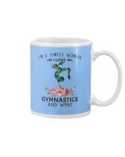 Gymnastics Simple Woman Mug thumbnail