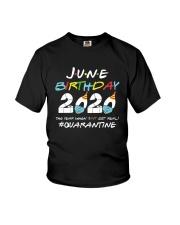 June Got Real Color Youth T-Shirt thumbnail