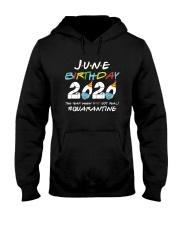 June Got Real Color Hooded Sweatshirt thumbnail
