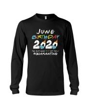 June Got Real Color Long Sleeve Tee thumbnail
