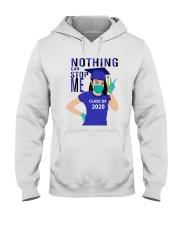 hite Girl Nothing Can Stop Me Hooded Sweatshirt thumbnail