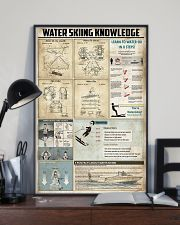 Water Skiing Knowledge 11x17 Poster lifestyle-poster-2