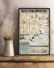 Water Skiing Knowledge 11x17 Poster lifestyle-poster-3