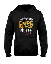 Dope Black Nurse Hooded Sweatshirt thumbnail