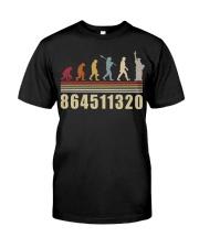 864511320 evolution Classic T-Shirt thumbnail