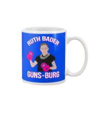RBG guns-burg Mug thumbnail