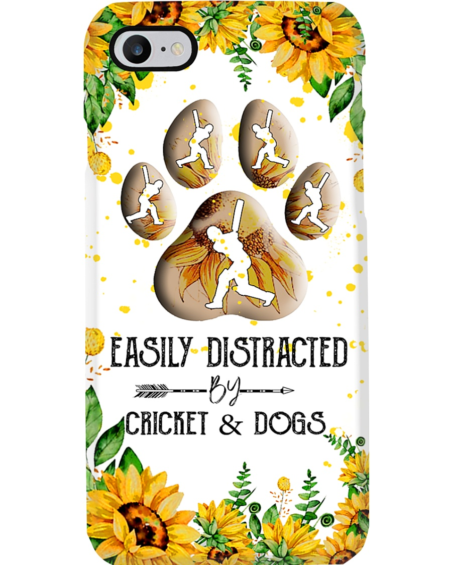 Cricket Distracted Phone Case Phone Case