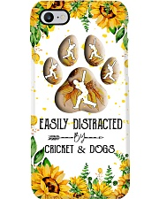 Cricket Distracted Phone Case Phone Case i-phone-7-case