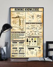 Rowing Knowledge 11x17 Poster lifestyle-poster-2