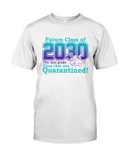 2nd grade Future Class Classic T-Shirt thumbnail