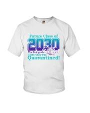 2nd grade Future Class Youth T-Shirt front