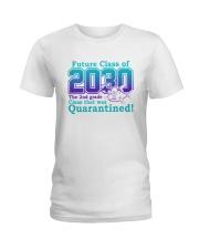 2nd grade Future Class Ladies T-Shirt thumbnail