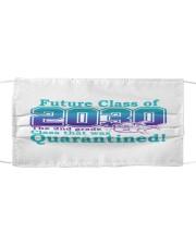 2nd grade Future Class Cloth face mask thumbnail