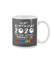20 May birthday color Mug thumbnail