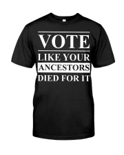 Like your ancestors Classic T-Shirt thumbnail