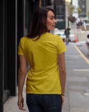 Shut Up Liver  Ladies T-Shirt lifestyle-women-crewneck-back-1