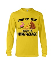 Shut Up Liver  Long Sleeve Tee thumbnail