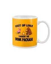 Shut Up Liver  Mug thumbnail