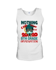 8th grade Boy Nothing Stop Unisex Tank tile
