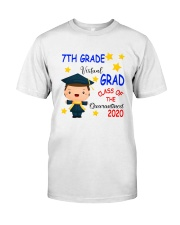 7th grade Virtual grad Classic T-Shirt thumbnail