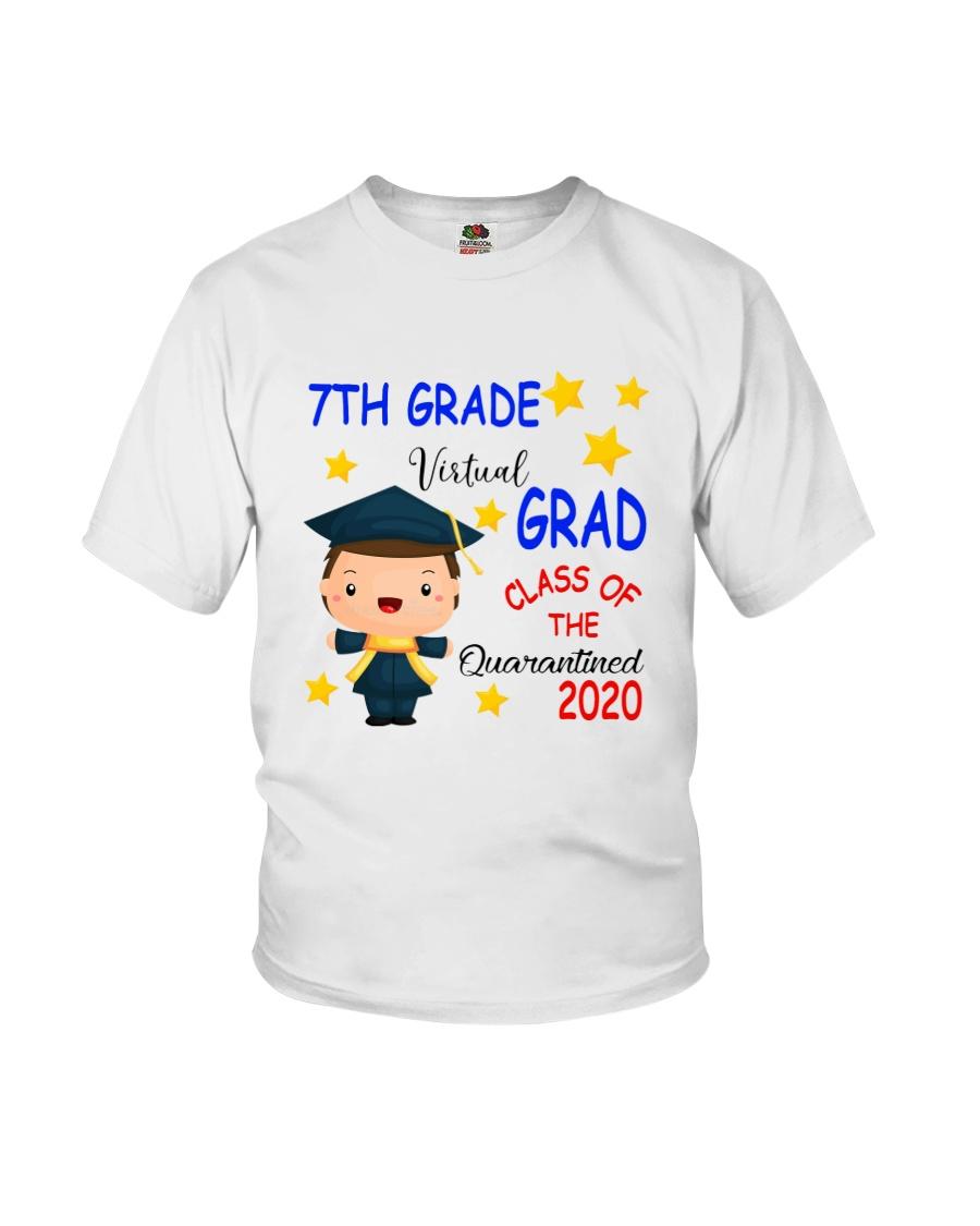 7th grade Virtual grad Youth T-Shirt