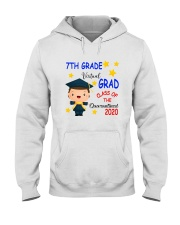 7th grade Virtual grad Hooded Sweatshirt thumbnail