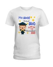 7th grade Virtual grad Ladies T-Shirt thumbnail